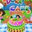 Gâteau Dora Cook