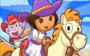 Joaca - Dora in aventura cu poneiul