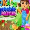 Joaca - Dora si gradina de legume