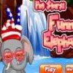 Elefantul amuzant