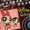 Coloreaza fetitele powerpuff