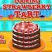 Cooking Strawberry Tart