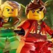 Lego ninjago in labirint