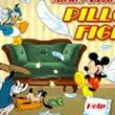 Mickey mouse bataie cu perne