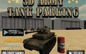 Parking tanks 3d