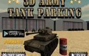 Parkeren tanks 3d
