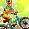 Scooby doo in misiune cu bicicleta