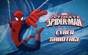 Spiderman Cyber sabotage