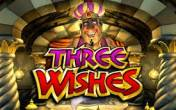 Pacanele Three wishes slot