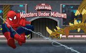 Ultimate Spiderman monsters under midtown