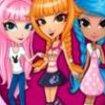 Barbie si majoretele