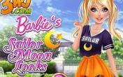 Barbie sailor moon