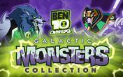 Ben 10 Omniverse Galactic Monsters Collection