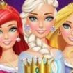 Joaca - Disney princess makeover salon