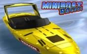 Mini boat racers
