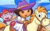 Aventura cu Dora si poneiul
