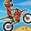 Moto XM fietsrace