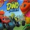 Viteza in valea cu dinozauri
